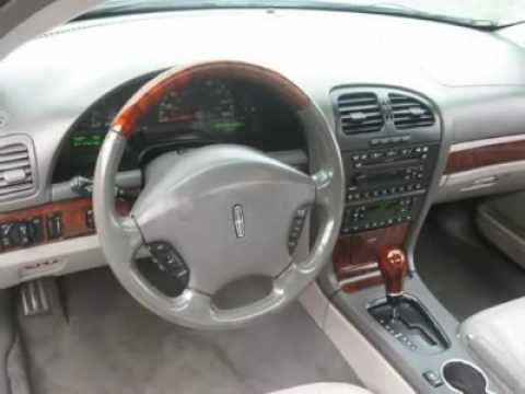 Auto Auction Nj >> 2001 LINCOLN LS - YouTube