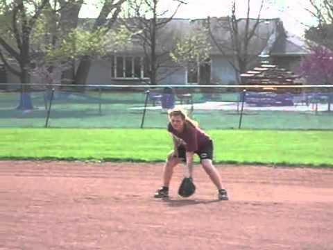 Emily WagnerDavis Softball Demo