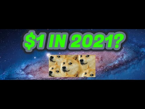 The DOGE Coin Price Is Still Rising. Is A ONE DOLLAR DOGE Likely?