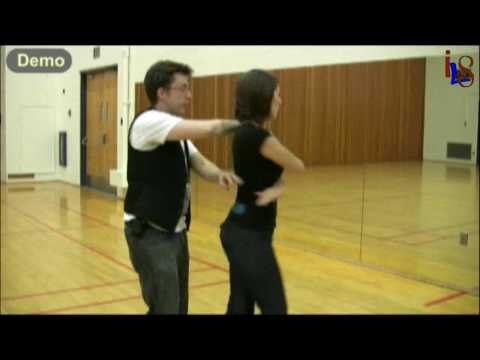 FREE Salsa Dancing Lessons - ROL CBL into Wrap