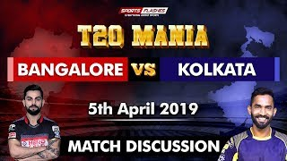 Bangalore vs Kolkata T20 | Live Scores and Analysis | SportsFlashes