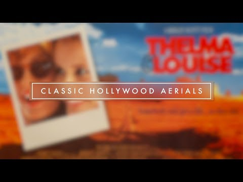 5 CLASSIC HOLLYWOOD AERIAL DRONE SHOTS!