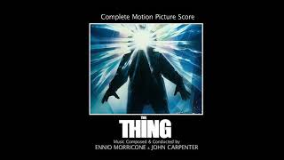 The Thing | Soundtrack Suite (Ennio Morricone & John Carpenter)