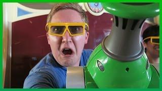 InTheLittleTrip: Disneyland VIP Style (LA Day 3)