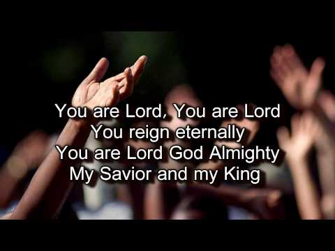 Holy, Holy, Holy (Savior & King)  - Gateway Worship (Worship with Lyrics)