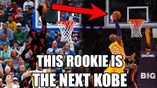 Why This NBA Rookie is The Next Kobe Bryant and NBA Star
