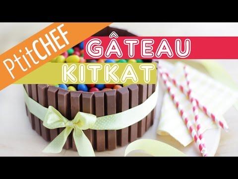 recette-gâteau-kit-kat-et-m&m's,-ptitchef.com,-pas-à-pas,-stop-motion
