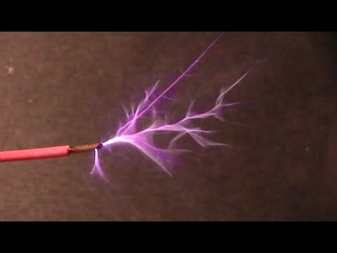 Extreme High Voltage: Supplement: TinselKoil IX Corona Breakout Study