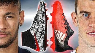 Neymar Jr. vs Bale Boot Battle: Nike Hypervenom II vs adidas X16.1 - Review
