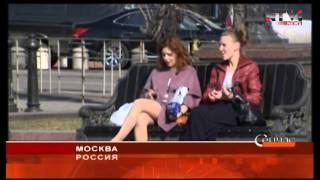 В Москве сегодня зафиксирована самая жаркая погода марта за последние 130 лет
