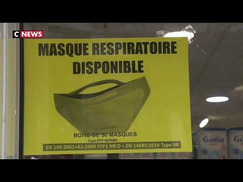 Coronavirus: ils tentent de revendre 40.000 masques périmés