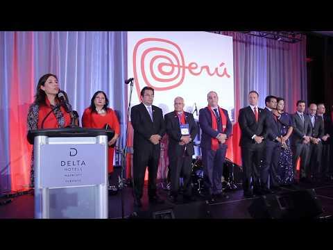 Peruvian Cocktail PDAC 2018
