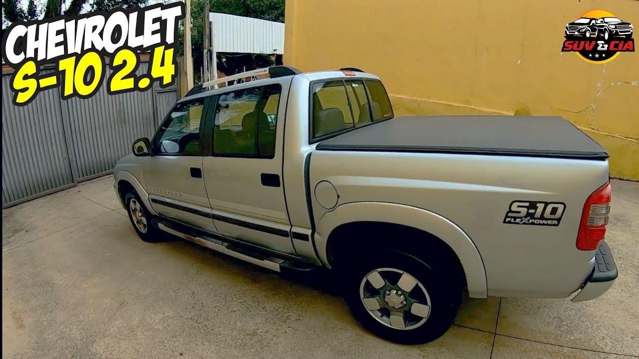 PRIMEIRA PICAPE NO CANAL! |CHEVROLET S-10 EXECUTIVE 2.4 8V FLEX 2010 MT | PRIMEIRAS IMPRESSÕES!