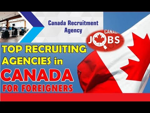 Canada Best Skilled Worker Employment Agency |  Canada Jobs For Immigrants