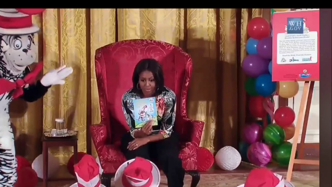 Most of What You Need To Learn You Can Actually Just Read Dr Seuss ~ Barack Obama