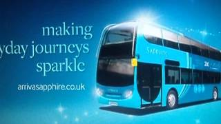 arriva: a little look at bus timetables