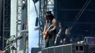 Slash and Myles Kennedy - Rocket Queen - Download Festival 2010