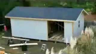 How To Build Your Own Shed With Free Shed Plans 2012