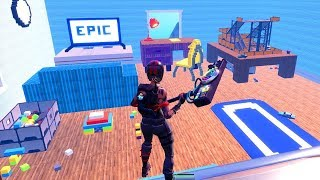 1VS1 nella Camera di Andy TOY STORY contro il_teribbbile MAPPA CREATIVA di FORTNITE