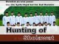 Team Hadroh Al Mughits Pusat trek Kmpilasi