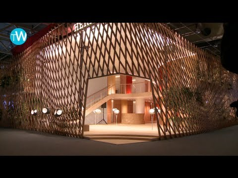 Hermès: the story behind the new pavillon at Baselworld 2013