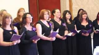 Sing - Northern Ireland Military Wives Choir