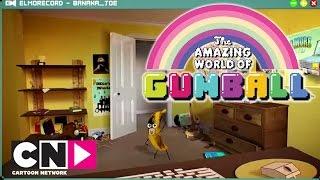 O Incrível Mundo de Gumball | Banana Joe Vlog 3 | Cartoon Network thumbnail