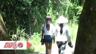 Bé gái nhanh trí thoát khỏi đường dây buôn người | VTC