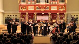 Quantz - Concerto in g minor for 2 flutes and orchestra.m4v