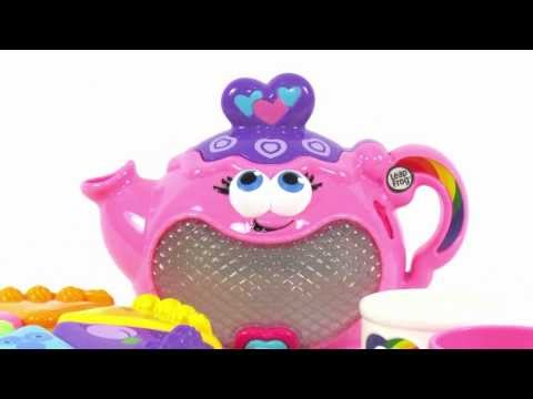 Leapfrog Toys | Musical Rainbow Tea Party Toy Review