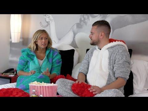 La pyjama party d'Enora Malagré et Jeremstar