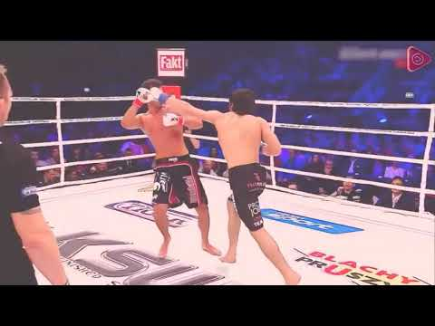 Anzor Azhiev Highlights 2019 | Chechen Fighter KSW | HD 1080p