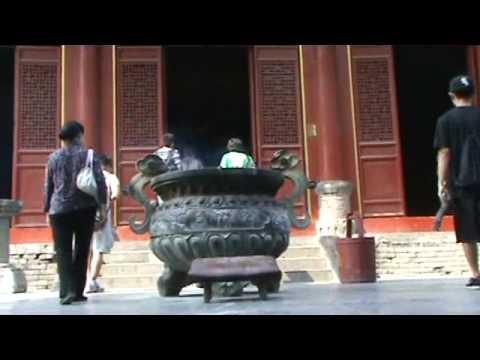Exploring China Shaolin Monastery