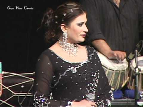 Naseebu Lal show in Toronto, Canada 2007 Part 2  BY SABIR GAYA
