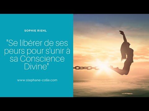 """VibraConférence en direct avec Sophie Riehl :   """"Se libérer de ses peurs pour s'unir à sa Conscie..."""