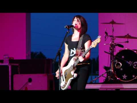 BarlowGirl Never Alone Live concert Crawford County Fair