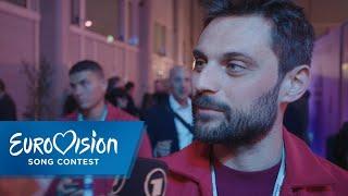 Monsieur: Froh, dabei gewesen zu sein | Eurovision Song Contest | NDR