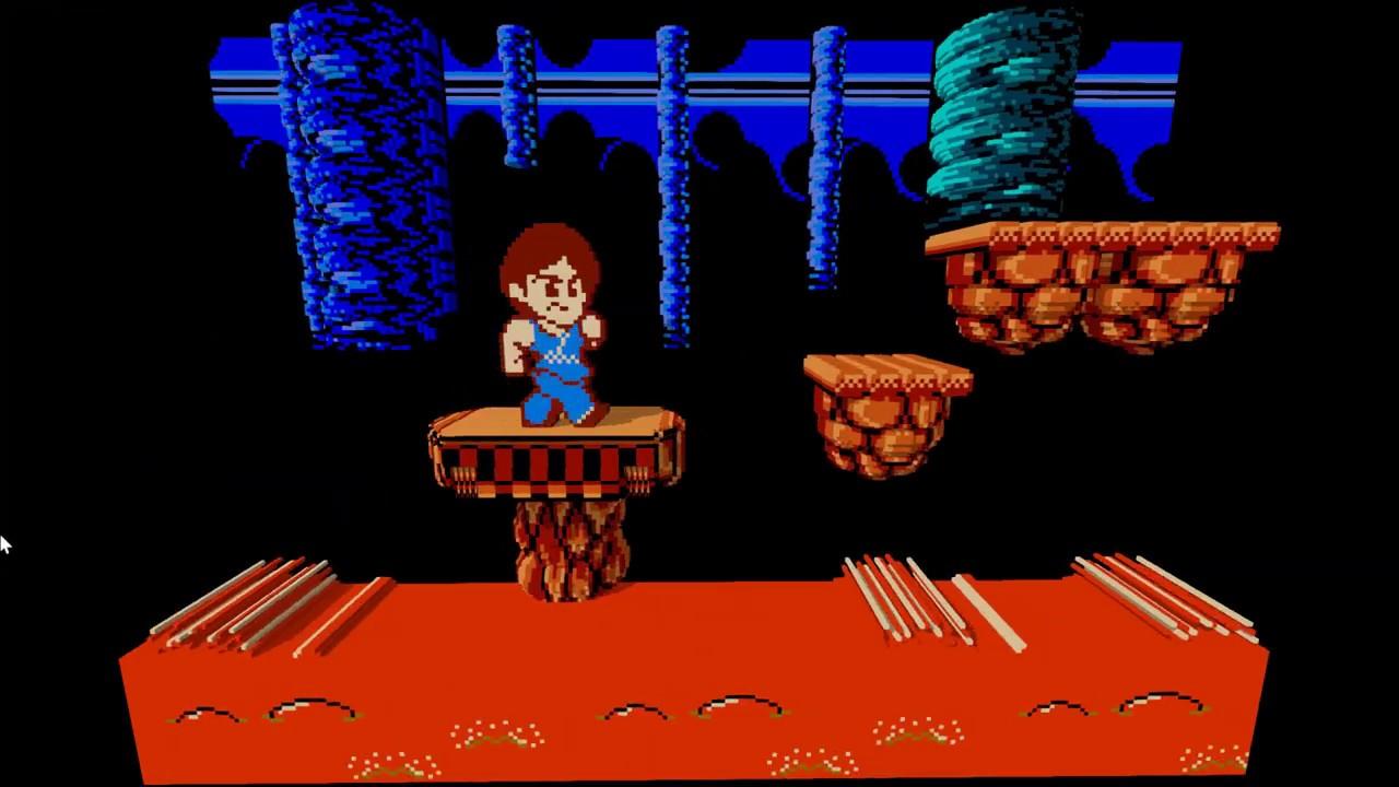 Jackie Chans Action Kung Fu gameplay -parte 1 + descarga