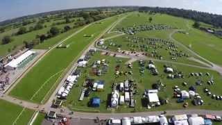 Uttoxeter Race Course British Mini Club Minifest 2015