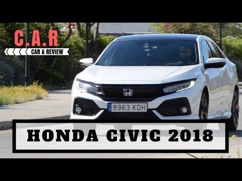 REVIEW / PRUEBA HONDA CIVIC 2018 [ESPAÑOL]