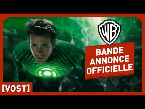 Green Lantern - Bande Annonce 2 Officielle (VOST) - Ryan Reynolds / Blake Lively / Peter Sarsgaard