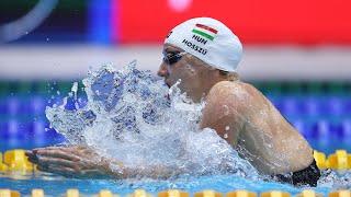 Катинка Хосзу устанавливает Новый Мировой Рекорд на 200 м Комплексное плавание
