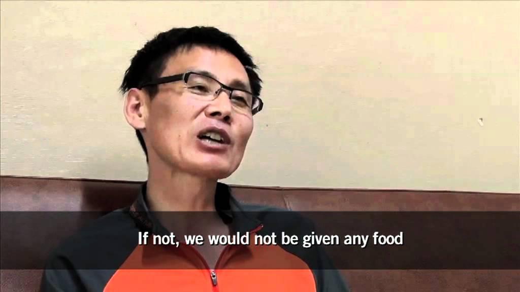 North Korean Prison Camp Survivor