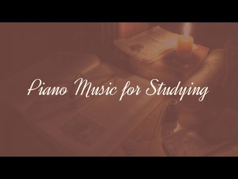 Piano Music for Studying