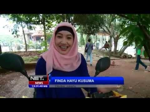 NET12 - Wisata Telaga Arwarna Cibubur
