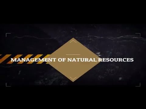 Management of Natural Resources: Forest, Water, Coal and Petroleum