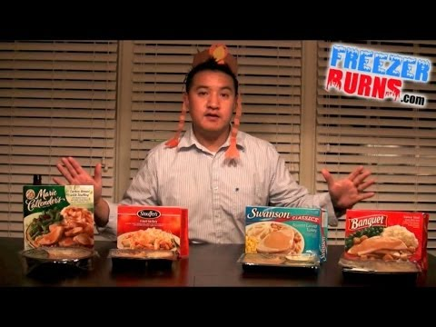 Thanksgiving Turkey Dinner Frodown: Freezerburns (Ep25)