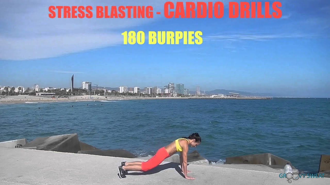 Stress Relieving Cardio Workout