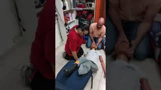 תרחיש חוסר הכרה-פדיקר המרכז הישראלי להדרכה רפואית