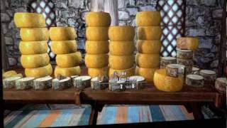 Skyrim - Cheese Thief